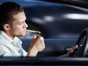 Efectos nocivos de la marihuana en la conducción