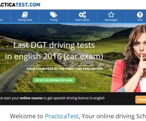 Consigue tu permiso de conducir español en inglés