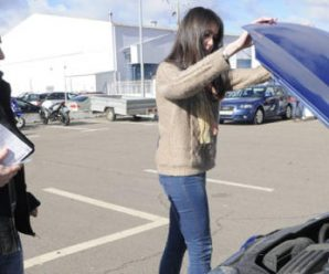 Spanish driving practical exam for foreigners