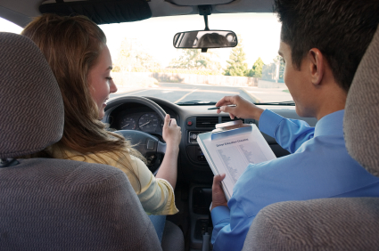 practical driving exam