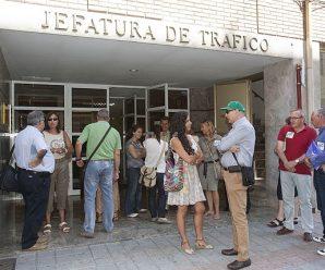 Jefaturas Provinciales de Tráfico. Dónde están situadas, horario y funciones.
