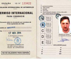 Guía para obtener el permiso internacional de conducir en 2019. Requisitos y trámites.