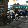 ¿Puedo arrastrar un remolque con mi motocicleta, ciclo o ciclomotor?